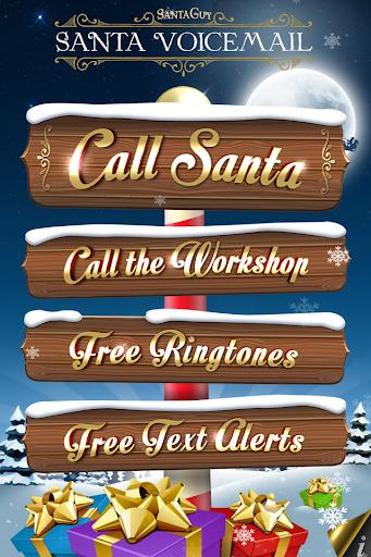 Santa Voicemail