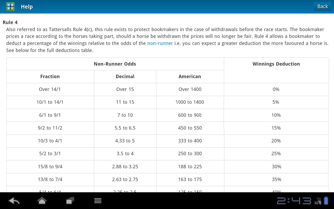 Bet calculator android apps on google play bet calculator screenshot nvjuhfo Images