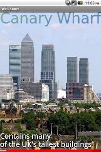 Famous London Landmarks 3 FREE- screenshot thumbnail
