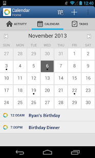 Hub Family Calendar Organizer- screenshot thumbnail