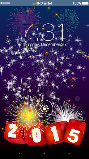 New Year Night Yo Locker