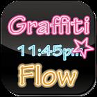 Graffiti fluxo! Live Wallpaper icon