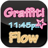 Graffiti Flow! Live Wallpaper