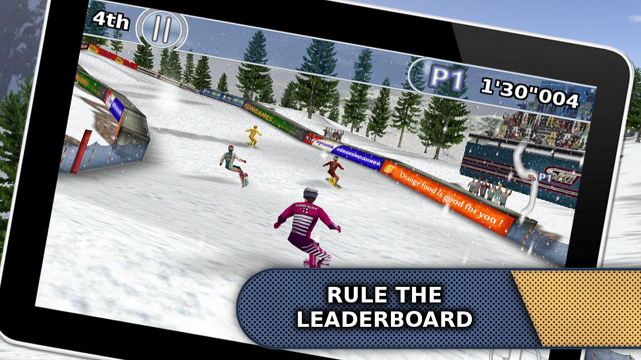 Ski & Snowboard 2013- screenshot