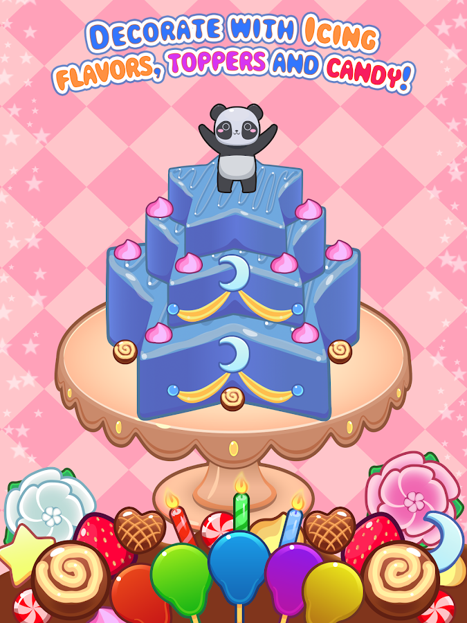 My Cake Maker - Cook & Bake- screenshot