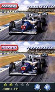Find Differences - Car - screenshot thumbnail