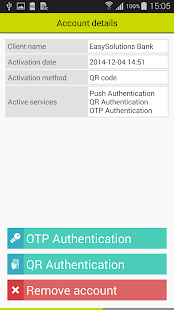 DetectID Authenticator - screenshot thumbnail