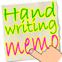 Handwritten notes Memo Free icon