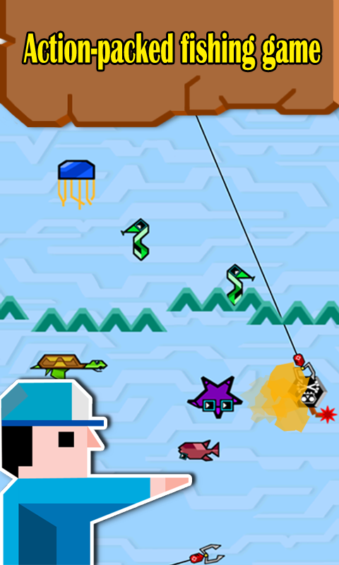 Fishing day battle android apps on google play for Battle fish 2