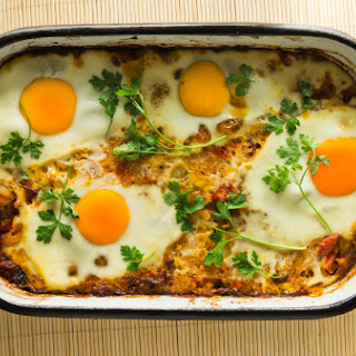 Lean Lentils 'n Eggs Breakfast Recipes