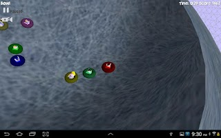 Screenshot of Bumpers 3D