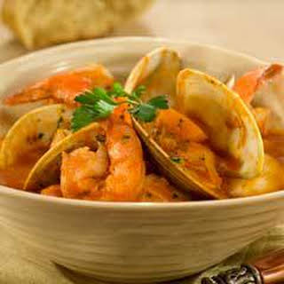 Tuscan Seafood Stew.