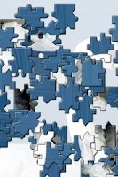 Screenshot of Austria Jigsaw Puzzle