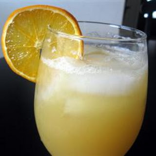 Delicious O.J. Punch.