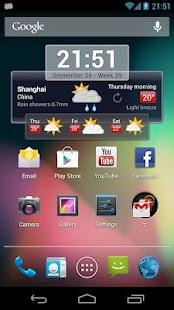 Weather Free- screenshot thumbnail
