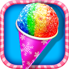 Snow Cone Rainbow Maker icon