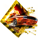Racing Rush 3D: Death Road icon