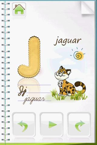 Kids Alphabet Lite - screenshot