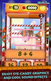 Math Claw Machine: Sweet Games- screenshot thumbnail
