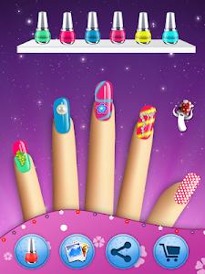 Nail Art - Game for girls v21.6