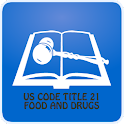 USC T.21 Food and Drugs logo