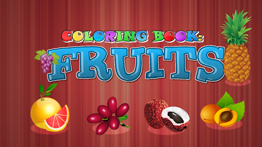 Coloring Book Fruits 1.5.0 screenshots 6