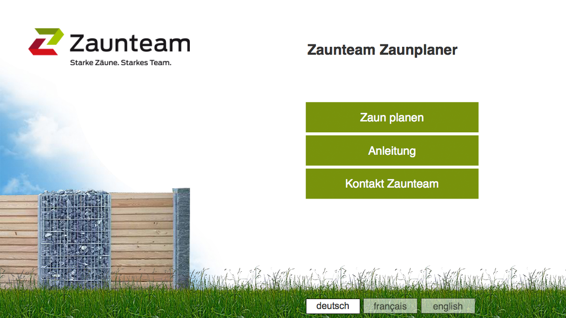 Zaunteam fence planner android apps on google play Fence planner