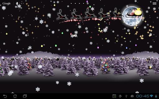 玩免費個人化APP|下載크리스마스 라이브 배경 화면 HD app不用錢|硬是要APP