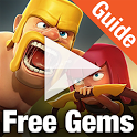 Clash of Clans Free Gems Guide icon