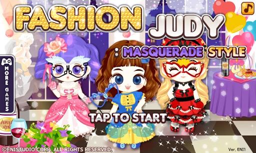 Fashion Judy: Masquerade style