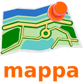Jackson Hole Offline mappa Map