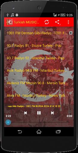 Turkish MUSIC Radio WorldWide