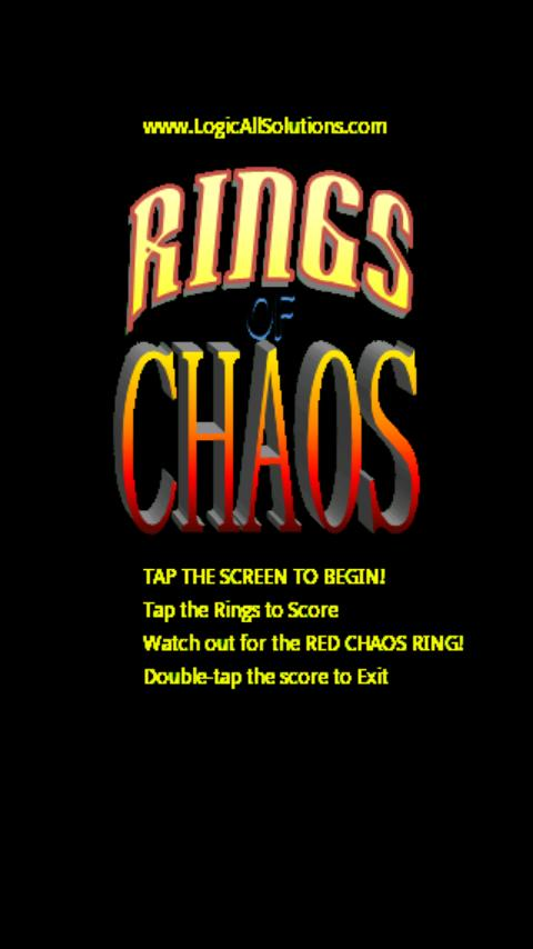Rings of Chaos- screenshot