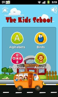 The Kids school (English)- screenshot thumbnail