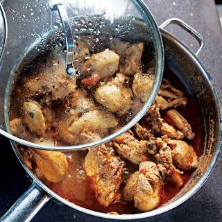 Ariran Guisou (Chicken Stew)