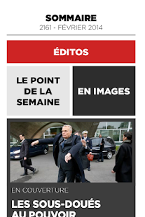 Le Point Hebdo- screenshot thumbnail