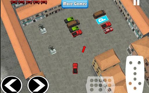 休閒城市停車遊戲