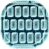 Ice Keyboard Winter