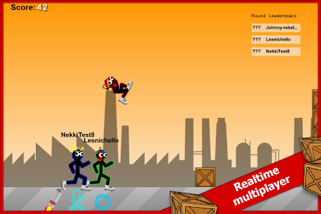 Stick Run Mobile Deluxe - screenshot thumbnail
