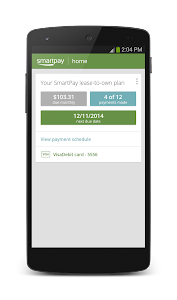 SmartPay Everyday Leasing screenshot 3