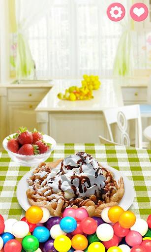 Funnel Cake Maker Food Game