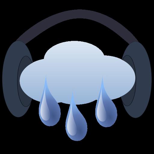 雨滴聲小夜燈 LOGO-APP點子