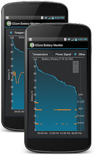 GSam Battery Monitor- screenshot thumbnail