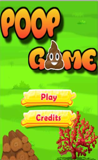 Poop Game Dash