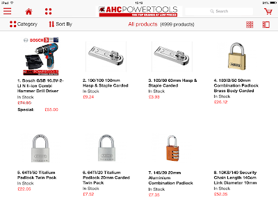 AHC Powertools screenshot 7