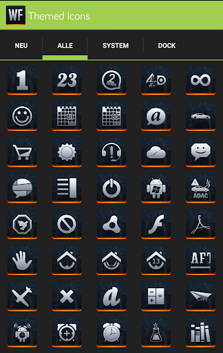 Apex Nova - Warfield Icon Pack