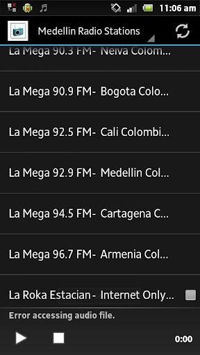 Medellin Radio Stations