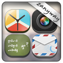 ZANYWAY GO Launcher Theme icon