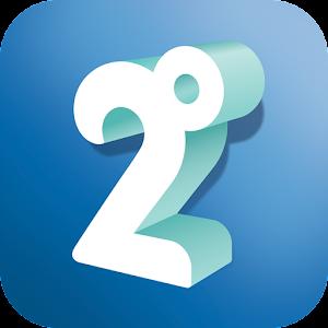 Image result for 2degrees app logo