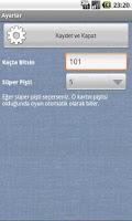 Screenshot of Pişti
